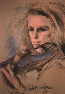 Sininen viulu