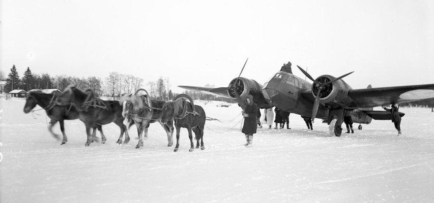 Periksi ei anneta – Juvan Blenheim-pommikoneet talvisodassa