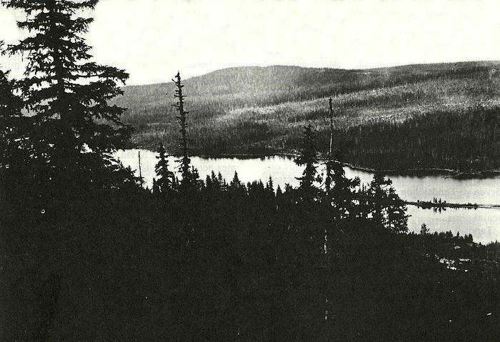 Gottlundin päiväkirjasta metsäsuomalaisretkiltä