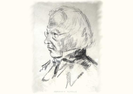 Abraham Poppius  1793–1866